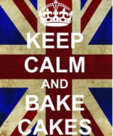 Keep Calm and Bake Cakes