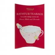 Bath tub tea bags