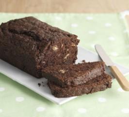 Chocolate Banana Loaf Cake