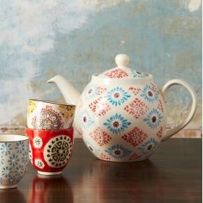 tea pot crop