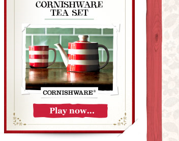 cornish t set