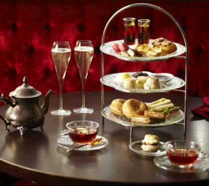 Afternoon Tea at Quince