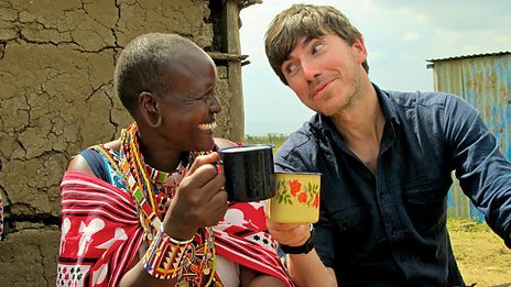Simon Reeve Tea