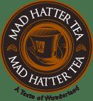 logo mad hatters tea