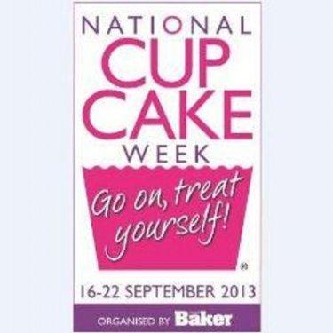 National Cup Cake Week