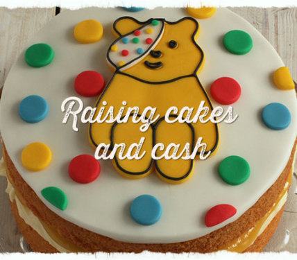Raising Cash for Cakes