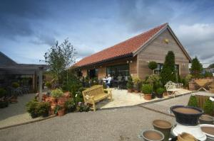 Topiary Tea Room Southwell Menu